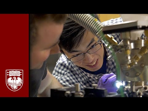 University of Chicago undergrads levitate objects
