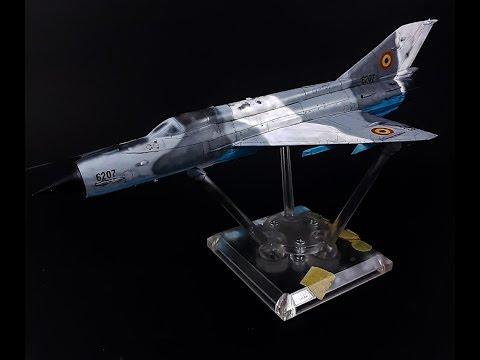 Eduard/ Icaerodesign 1/48 MiG-21 LanceR...