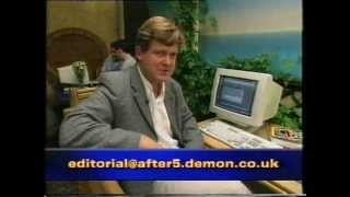 After 5 report on this new fangled internet, 1995