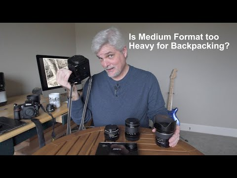 Is My Medium Format Film Camera too Heavy for Backpacking?