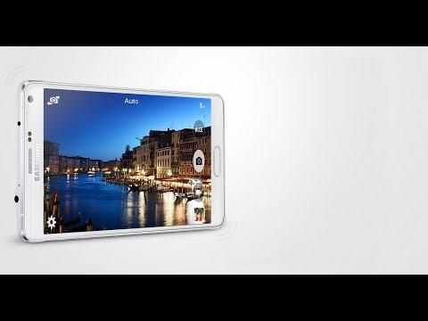 Samsung Galaxy Note 4. Подробный обзор популярного фаблета.