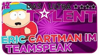 ERIC-CARTMAN IM TEAMSPEAK! WAHRE TALENTE! ULTRA TALENT! [MINECRAFT] [HD]
