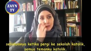 Alami Kejadian Aneh, Wanita Kanada Ini Mantap Masuk Islam - Mualaf Amerika 2017