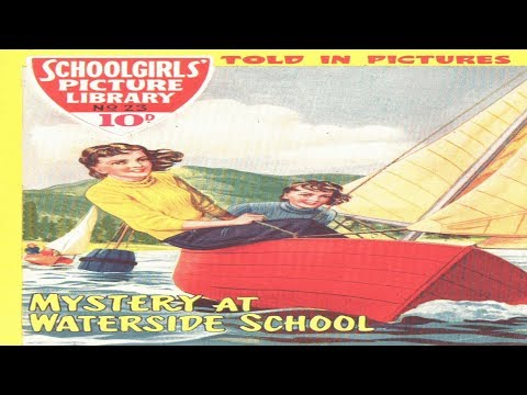 Schoolgirls' Picture Library No 23   Mystery at Waterside School Comix Book Movie