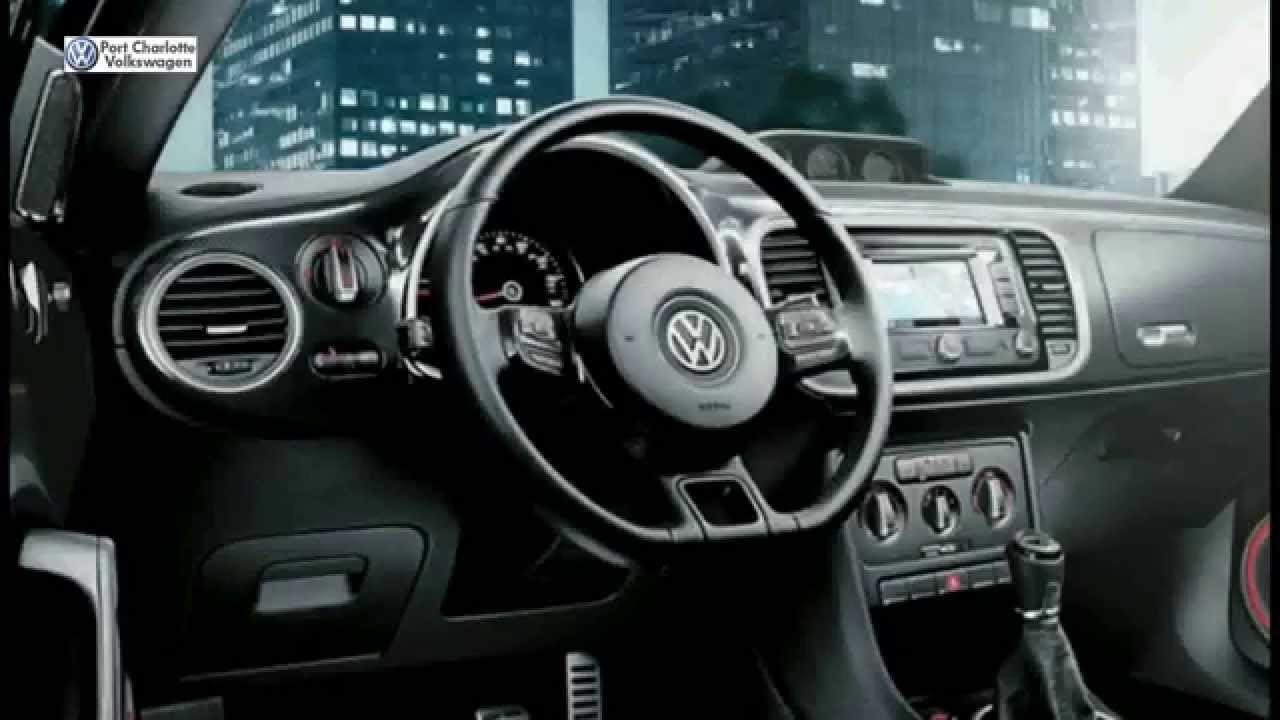 2015 Volkswagen Beetle Charlotte >> VW Beetle Dashboard Light Guide | Ft. Myers FL - YouTube