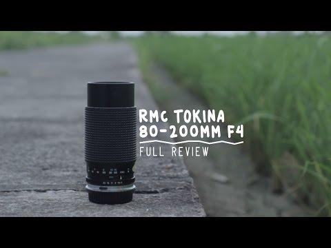RMC TOKINA 80-200MM F4 | FULL REVIEW