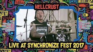 Hellcrust live at SynchronizeFest - 7 Oktober 2017