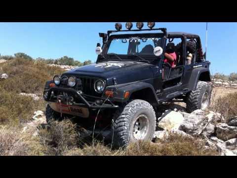 Basel Nawatha - Jeep