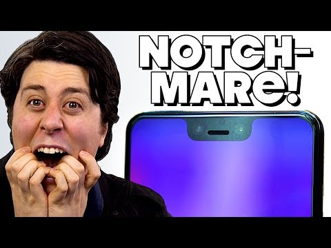 "Google Pixel 3 PARODY - ""Worst Notch-Mare"""