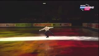 2014年世界選手権(埼玉アリーナ)、羽生結弦選手のガーラでの演技のブ...
