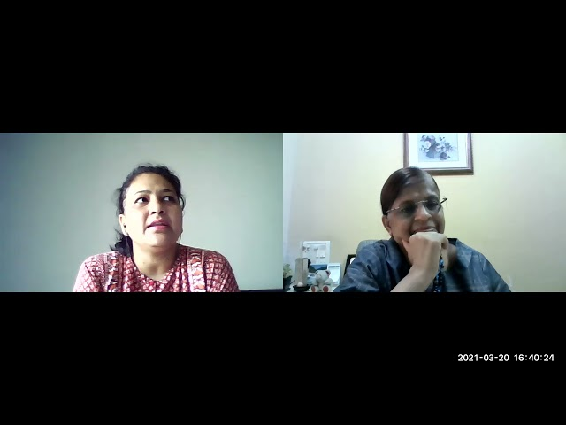 Ask Dr. Rupa Shah - Case 1 Part 2- Healing through  Indian flower remedies & bio energy remedies