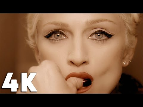 Madonna - Take A Bow (Official Music Video)