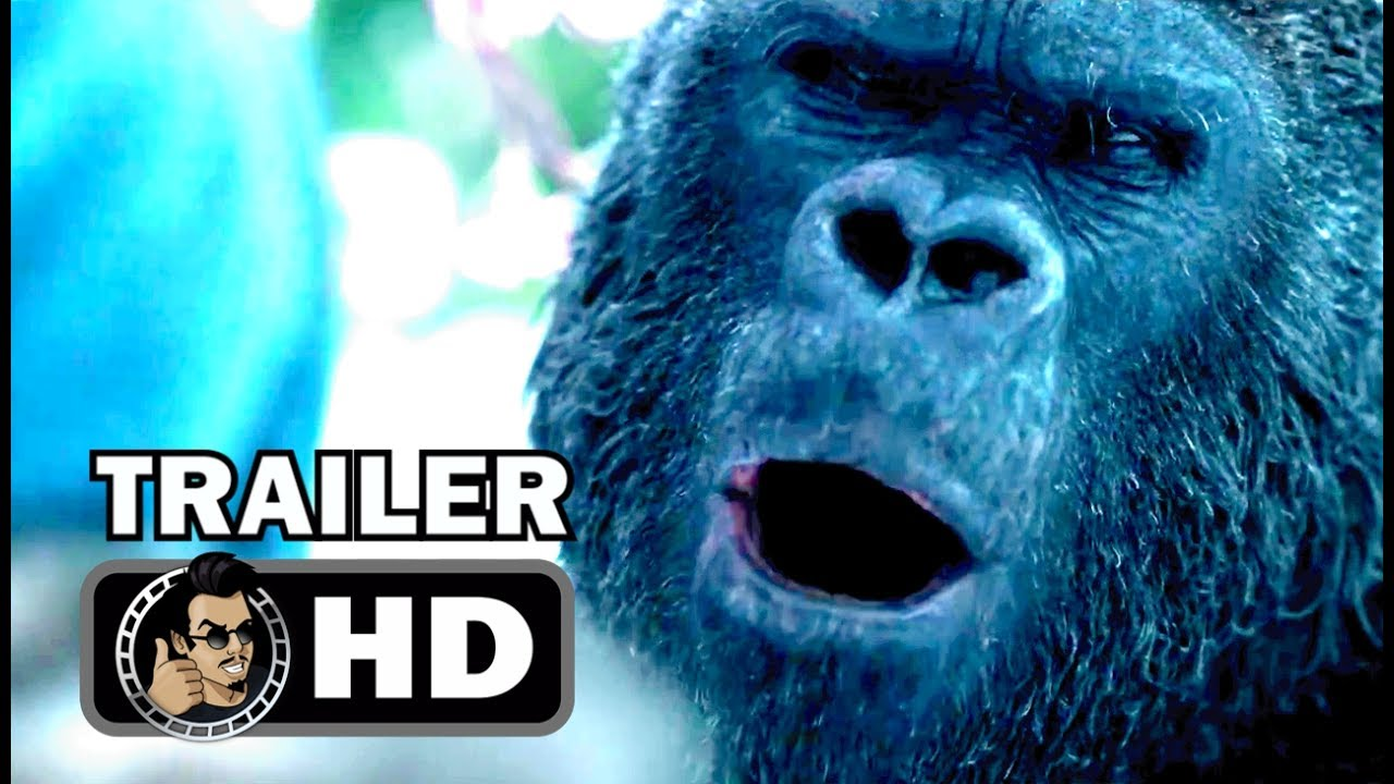 """Download WAR FOR THE PLANET OF THE APES """"Meet Nova"""" Trailer (2017) Andy Serkis Sci-Fi Movie HD"""
