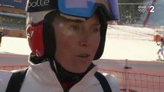 JO 2018 : Ski alpin - Géant femmes : Tessa Worley consciente de ses lacunes