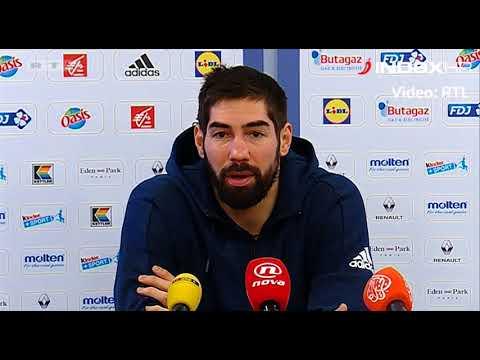 Nikola Karabatić najavio okršaj protiv Hrvatske