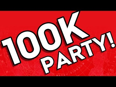 100K PARTY!!! THANK YOU ALL SO MUCH!! (Mario Maker Viewer Levels)