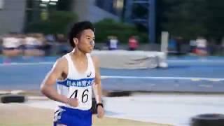 日体大記録会 男子5000m 第8組 2019年5月12日