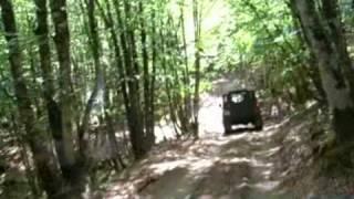 Land Rover Tour Sicilia 2009 13