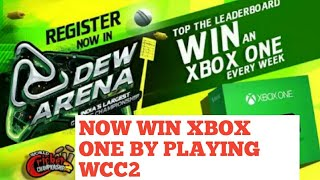 ||WOW||WIN XBOX ONE BY PLAYING WCC2||
