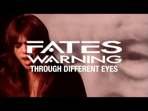 "Fates Warning ""Through Different Eyes"" (OFFICIAL VIDEO)"