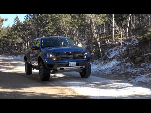 Tfl 2014 Ford F 150 Svt Raptor Up Close Amp Personal Review