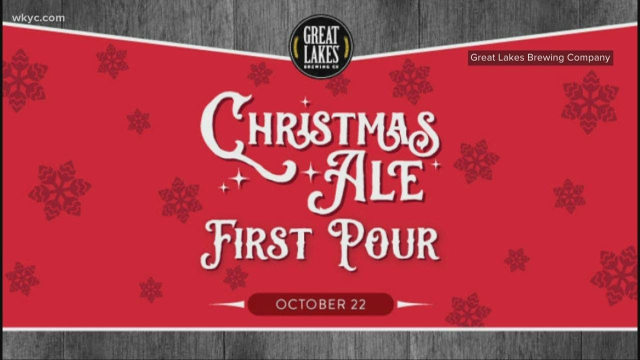 Christmas Ale is back! Great Lakes Brewing Company to host 'First ...