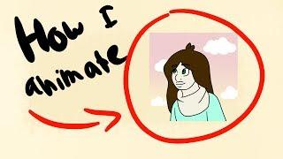 Parlayan ışık  bir AE: Ep İzlerken animasyon açıklama:.1 