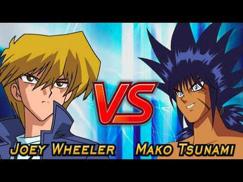 Legendary Duelists: Joey Wheeler VS Mako Tsunami