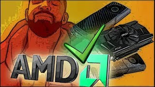 3 Tarjeta graficas AMD BARATAS! para Fortnite,  Pubg, Gta V Csgo thumbnail