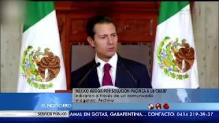 Emisión Meridiana El Noticiero Televen - Martes 25-07-2017