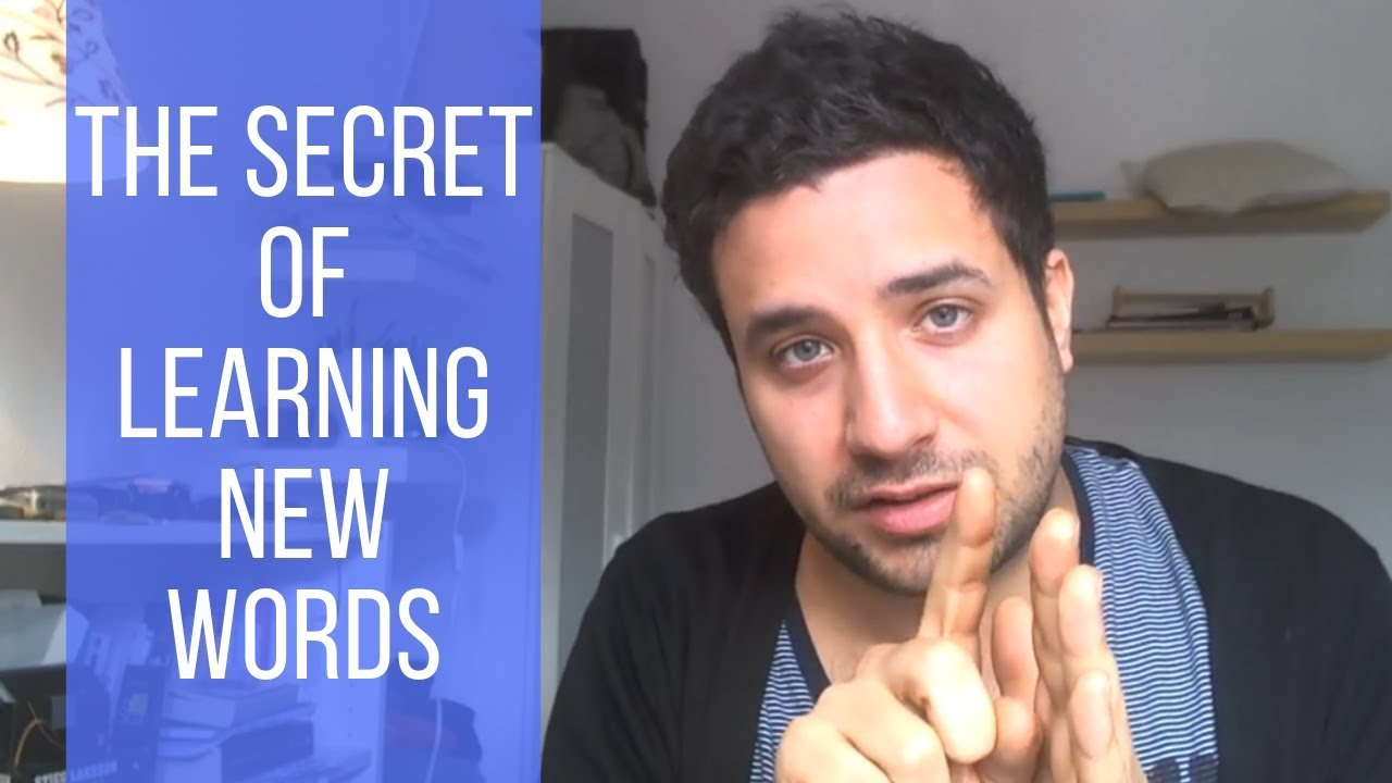 Forget it: the secret of remembering words - Luca Lampariello