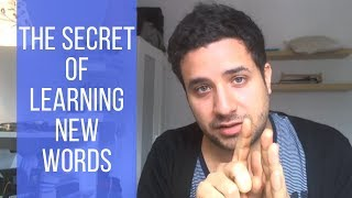 Just forget it! The secret of learning new words