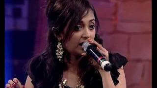 Realreel Mon Mane Na Concert 2012, Monali Thakur