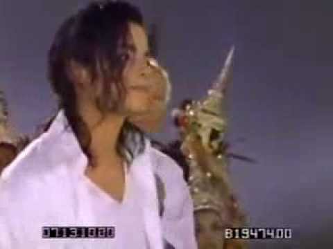 Michael Jackson - Making Of Black Or White