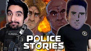 """""""Θα βάλω C4"""" - Police Stories"""