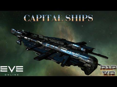 """SHIP """"SKINs"""" SYSTEM: CAPITAL SHIPS - EVE Online"""