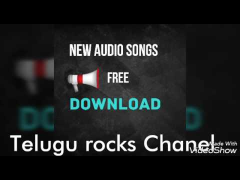 Telugu new and old audio songs  free download
