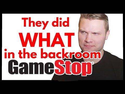 GameStop Stories | Backroom Brothel