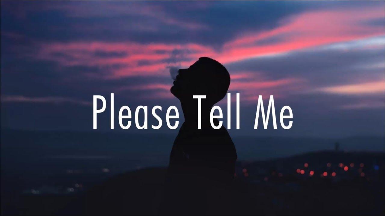 Tell Me, Tell
