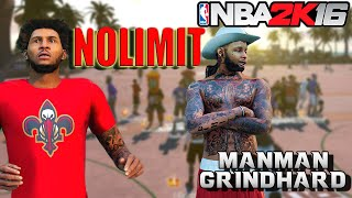 nba 2k16 manman grindhard and nolimitshawn ps4 takeover
