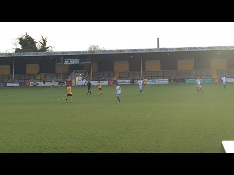 Match Of The Day - Cambridge United V Chelsea U16 Fan Eye Vi