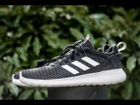 Unboxing Review sneakers Adidas CF Lite Racer CC DB1590