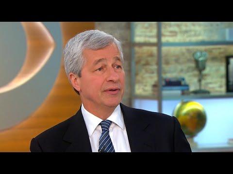 JPMorgan CEO on education initiative, Trump presidency optimism