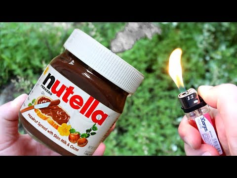Thumbnail: HOW TO MAKE SMOKE BOMB FROM NUTELLA