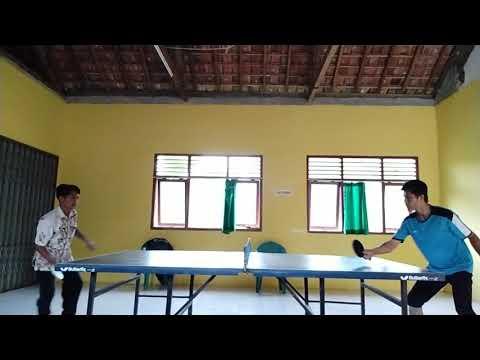 Ping Pong Amatir - Tino VS Ali (Game 6)