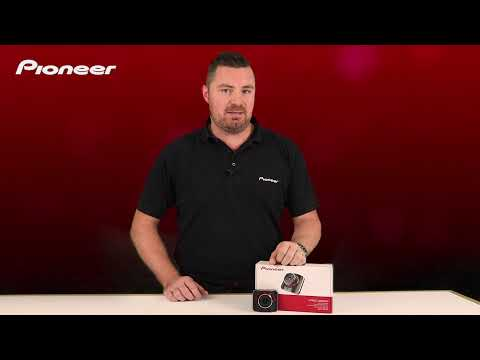 "Pioneer VREC-100CH 2.7"" HD Dash Cam @ JB Hi-Fi"