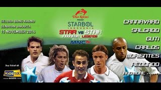 Download Video Video Promotional Starbol Indonesia presents: Star Indonesia vs Star Legends by KiOSTiX MP3 3GP MP4