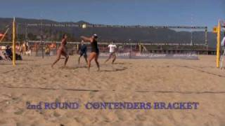 SUMMER ROSS & JANE CROSON AVP SANTA BARBARA - BEACH VOLLEYBALL