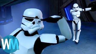 Top 10 Games - Top 10 WORST Star Wars Games