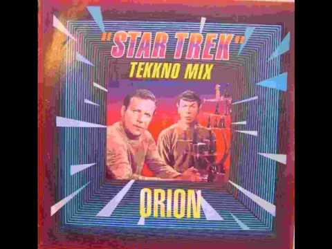 Orion - Star Trek  (Tekkno Mix)   1992